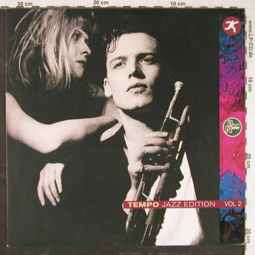 V.A.Tempo Jazz Edition Vol.2: Harper Brothers...Dirty DozenBrassB, Polydor(847 903-1), NL, 1991 - LP - E5405 - 6,00 Euro