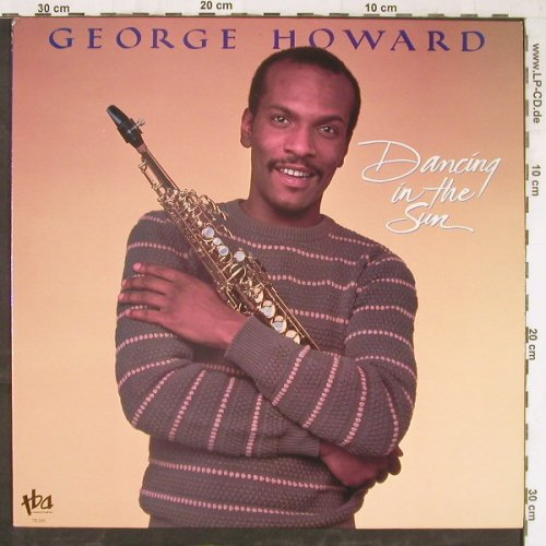 Howard,George: Dancing In The Sun, TBA(TB 205), US, 1985 - LP - E5420 - 5,00 Euro
