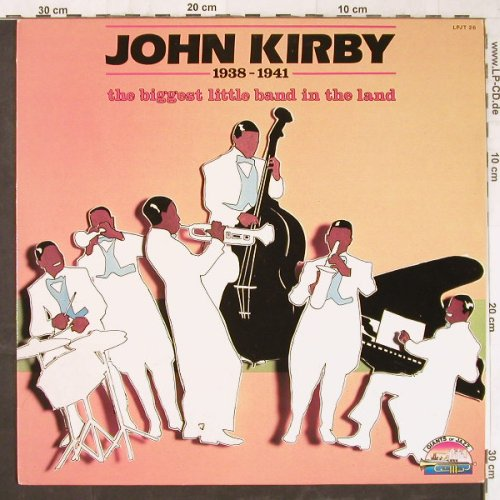 Kirby,John: The Biggest Little Big Band In The, Giants Of Jazz(LPJT 26), I, 1938-48, 1985 - LP - E5730 - 6,00 Euro