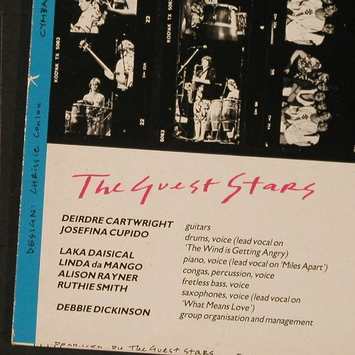 Guest Stars: Out At Night, Eigelstein(ES 2028-08), D, 1986 - LP - E7076 - 6,00 Euro