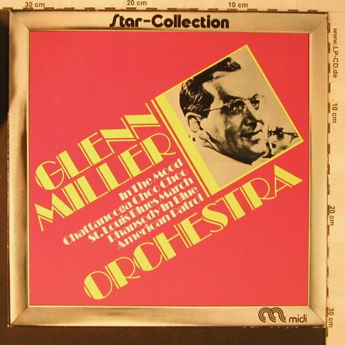 Miller Orchestra,Glenn: Star-Collection, Midi(MID 26 014), D, 1973 - LP - F1215 - 5,00 Euro