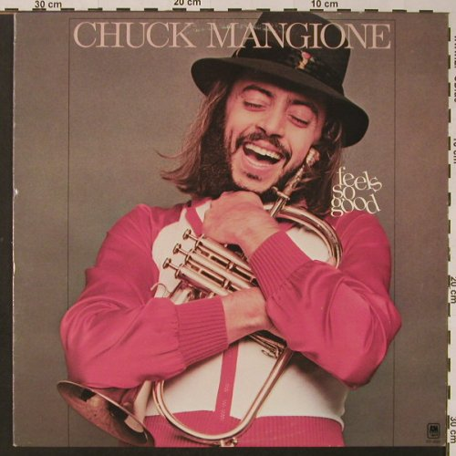 Mangione,Chuck: Feels So Good, AM(SP-4658), US, 1977 - LP - F2753 - 5,00 Euro