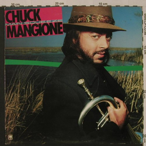 Mangione,Chuck: Main Squeeze, m-/vg+, AM(LH 64612), UK, 1976 - LP - F4279 - 5,00 Euro