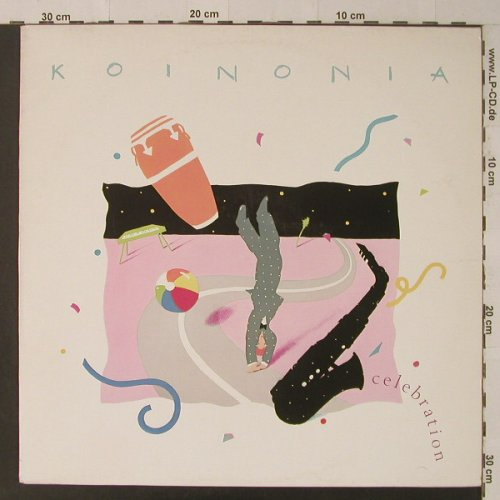 Koinonia: Celebration, Breaker(BIRD 156), UK, woc, 1984 - LP - F5356 - 5,00 Euro