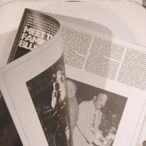V.A.Zeitmagazin Exklusiv: Jazz 5:Meet the Family of Blues, CBS(LSP 14 518), NL, Box,  - 5LP - F6320 - 12,50 Euro