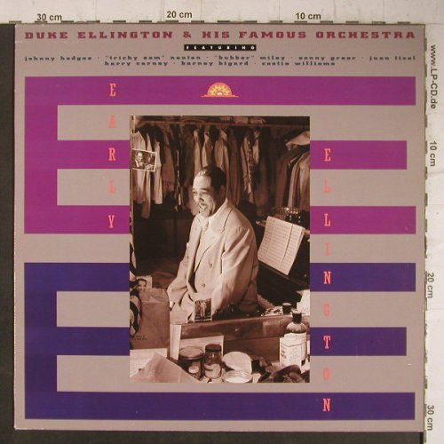 Ellington,Duke & His Famous Orch.: Early Elligton, MCA(252 315-1), D, 1985 - LP - F7507 - 6,00 Euro