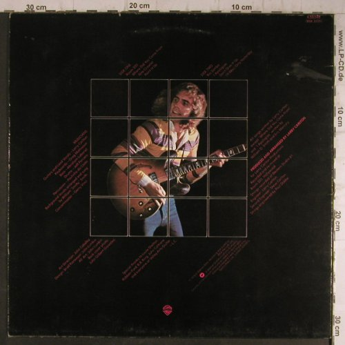 Carlton,Larry: Same, WB(56548), UK, 1978 - LP - F8251 - 5,50 Euro