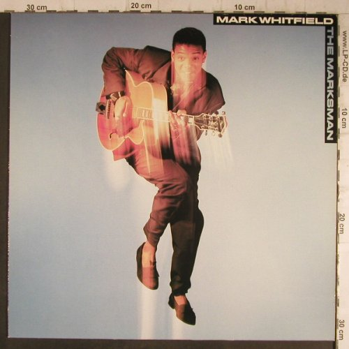 Whitfield,Mark: The Marksman, WB(7599-26321-1), D, 1990 - LP - F8255 - 7,50 Euro