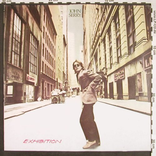 Serry,John: Exhibition, m-/vg+, Chrysalis(6307 662), D, 1979 - LP - F9466 - 5,50 Euro