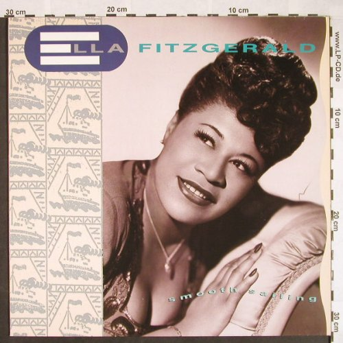 Fitzgerald,Ella: Smooth Sailing, MCA(252 316-1), D, 1985 - LP - F9643 - 6,00 Euro