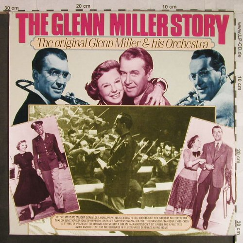Miller,Glenn: The G.M.Story, Big Band Era(20187), D, 1985 - LP - H1093 - 5,00 Euro