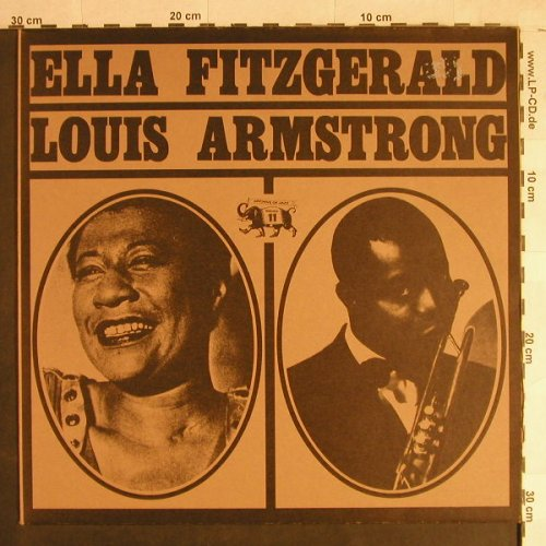 Fitzgerald,Ella & Louis Armstrong: Archive of Jazz, Vol.11, Jazzline(101.631), I,  - LP - H1132 - 5,00 Euro