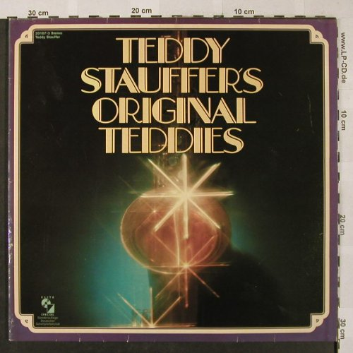 Stauffer's Orig.Teddies,Teddy: Same, Foc, DSC-Ed., Elite(28 187-3), D,  - 2LP - H2563 - 6,00 Euro