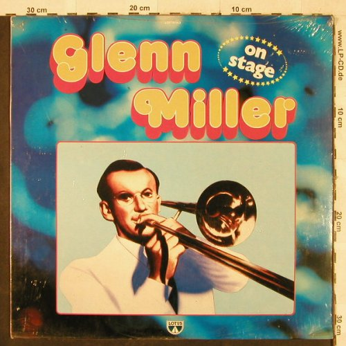 Miller,Glenn: On Stage, FS-New, Lotus(LOP 14 143), I, 1986 - LP - H3351 - 7,50 Euro