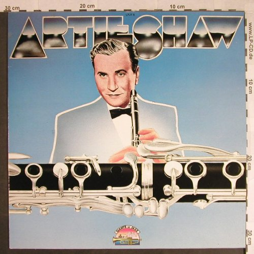 Shaw,Artie: Same, Giants Of Jazz(LPJT 6), I, 1984 - LP - H518 - 5,50 Euro