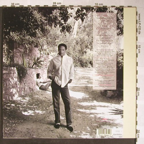 Jarreau,Al: L Is For Lovers, WEA(253 080-1), D, 1986 - LP - H5478 - 5,00 Euro