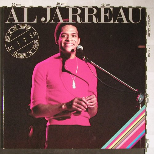 Jarreau,Al: Look To The Rainbow-Live In Europe, WB(WB 66 059), D Foc, 1977 - 2LP - H5486 - 7,50 Euro