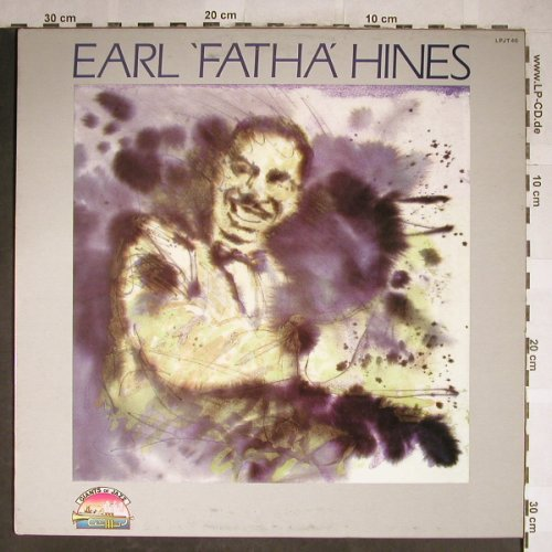 "Hines,Earl ""Fatha"": Same, Giants Of Jazz(LPJT 46), I, Ri, 1986 - LP - H6014 - 6,00 Euro"
