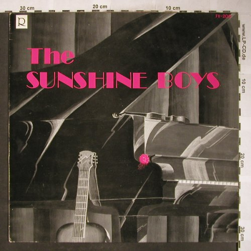 Sunshine Boys: Same, Retrival(FV-206), UK, 1987 - LP - H6111 - 6,00 Euro