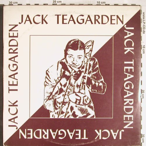 Teagarden,Jack: Same, vg+/VG+, Queen-Disc(027), I,  - LP - H6269 - 4,00 Euro