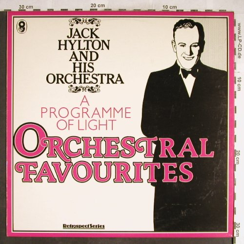 Hylton,Jack  and his Orchestra: A Programme of Light, Orch.Favourit, World Records/EMI(SH 269), UK,vg+/m-,  - LP - H6426 - 4,00 Euro
