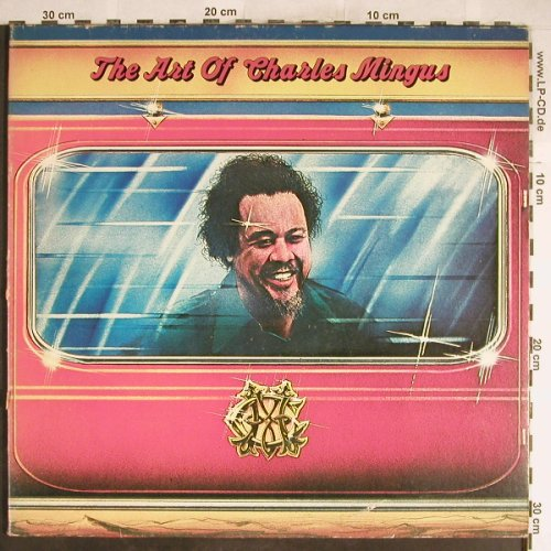 Mingus,Charles: The Art of Charles Mingus,Foc, Atlantic,Musterplatte(ATL 60 039), D,vg+/vg+, 1973 - 2LP - H6485 - 12,50 Euro