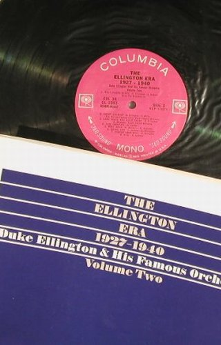 Ellington,Duke & his Orchestra: The Ellington Era,Vol.2 1927-1940, Columbia,Box.Mono(C3L 39), US,m-/VG+,  - 3LP - H6603 - 7,50 Euro