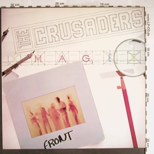 Crusaders: Images, MCA(201 687-320), D, 1978 - LP - H6708 - 6,00 Euro