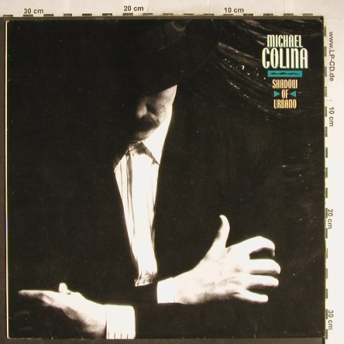 Colina,Michael: Shadow Of Urbano, m-/vg+, Private,Promo-Stoc(2041-1), US, 1988 - LP - H6722 - 5,50 Euro