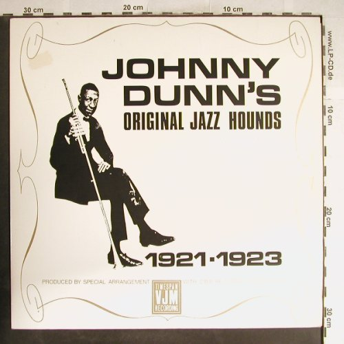 Dunn,Johnny: 1921-1923- Orig.Jazz Hounds, VJM(VJM 11), UK,  - LP - H6751 - 6,00 Euro