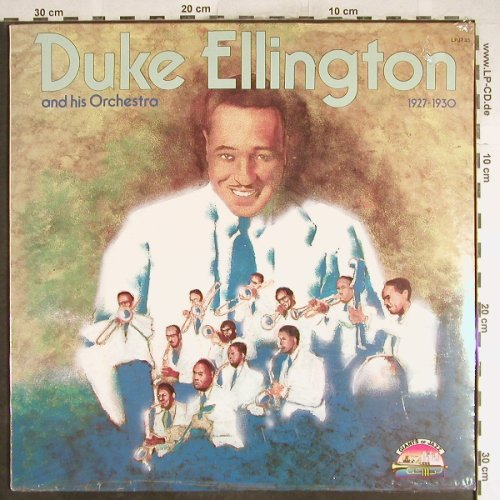 Ellington,Duke & his Orchestra: 1927-1930,FS-New, Giants Of Jazz(LPJT 35), I, 1985 - LP - H6761 - 7,50 Euro