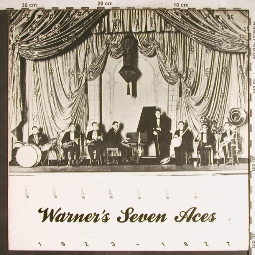 Warner's Seven Aces: 1923-1927, Harlequin(HQ 2030), UK, 1985 - LP - H6873 - 7,50 Euro