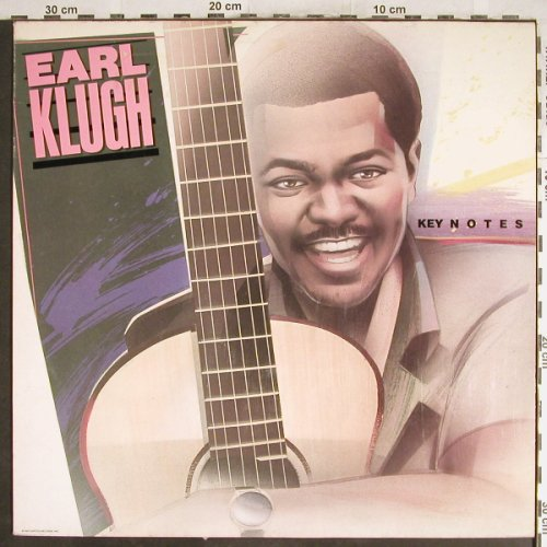 Klugh,Earl: Key Notes, Capitol(26 0542 1), D, 1985 - LP - H6915 - 6,00 Euro