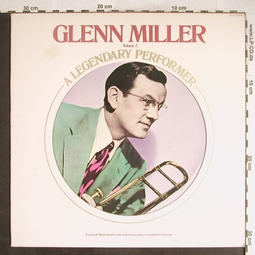 Miller,Glenn: Legendary Performer Vol.2, RCA(CPL1-2080), US, 1977 - LP - H6933 - 5,00 Euro