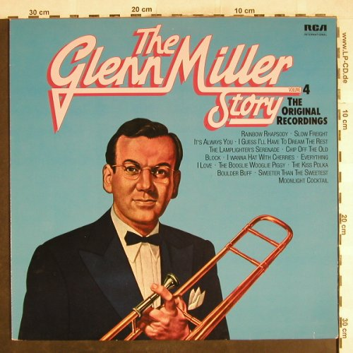 Miller,Glenn: The G.M.Story Vol.4, RCA International(NL 89223), D, 1983 - LP - H7202 - 6,00 Euro