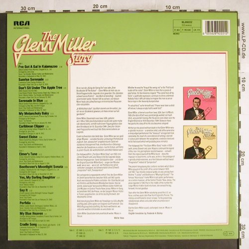 Miller,Glenn: The G.M.Story Vol.3, RCA International(NL 89222), D, 1979 - LP - H7291 - 5,00 Euro