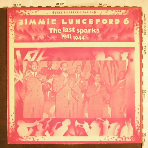 Lunceford,Jimmie: 6 -The Last Spark, 1941-44,m-/vg+, MCA(510.067), F,  - LP - H7465 - 5,00 Euro