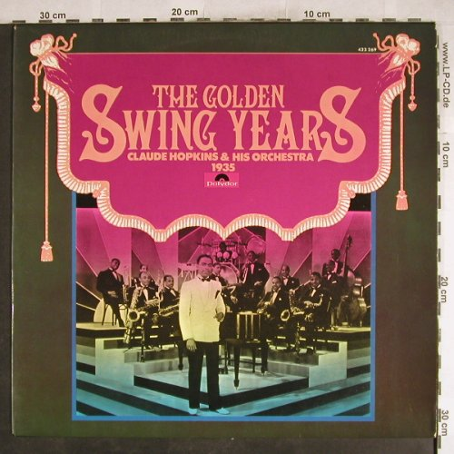 Hopkins,Claude & his Orchestra: The Golden Swing Years, 1935, Polydor(423 269), D, 1968 - LP - H7720 - 7,50 Euro