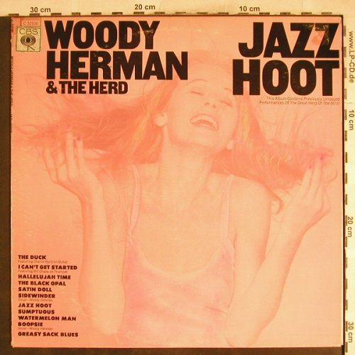 Herman,Woody  & the Herd: Jazz Hoot, m-/vg+, Columbia/CBS(C 32530), US, 1974 - LP - H7739 - 7,50 Euro