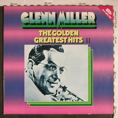 Miller,Glenn: The Golden Greatest Hits 2, Foc, Jazz-Line/Historia(2-772), D, m-/vg+,  - 2LP - H7819 - 5,50 Euro