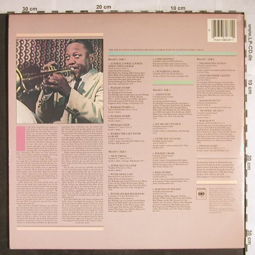 Eldridge,Roy: The Early Years, Foc, m-/vg+, Columbia(C2 38033), US, 1982 - 2LP - H7930 - 12,50 Euro