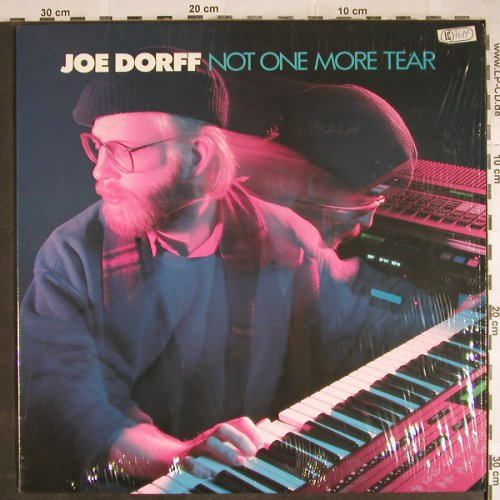 Dorff,Joe: Not One More Tear, Kriwet(#8F352), D/CDN, 1988 - LP - H7953 - 5,00 Euro