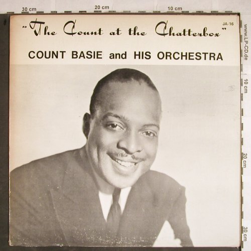 Basie,Count & His Orch.: The Count at the Chatterbox, m-/VG+, Jazz Archives(JA-16), US, 1974 - LP - H8474 - 6,00 Euro