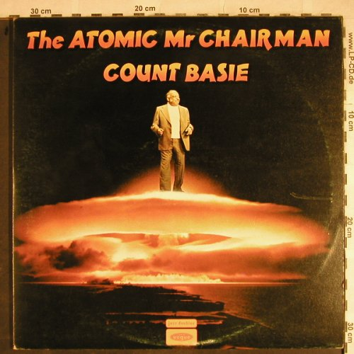 Basie,Count: The Atomic Mr.Chairman, Foc, Vogue(VJD 517), UK, 1976 - 2LP - H8484 - 9,00 Euro