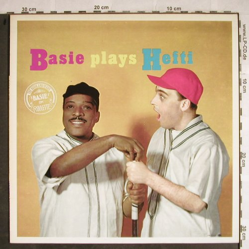 Basie,Count: Basie plays Hefti, Roulette/Vogue(500002), F, Ri,  - LP - H8485 - 9,00 Euro