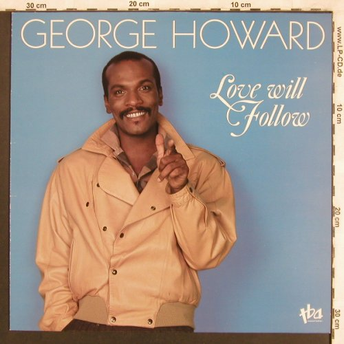 Howard,George: Love will Follow, TBA(TB 210), D, 1986 - LP - X3833 - 5,00 Euro