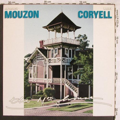 Mouzon,Alphonse & Larry Coryell: The 11th Home, Metron.(829 252-1), D, 1985 - LP - X3897 - 6,00 Euro