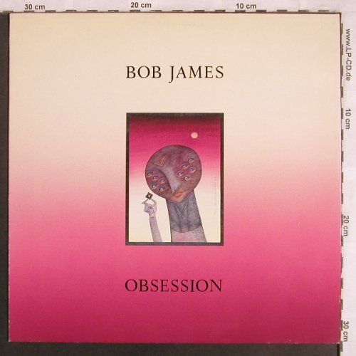 James,Bob: Obsession, WB(925 495-1), D, 1986 - LP - X3899 - 5,50 Euro