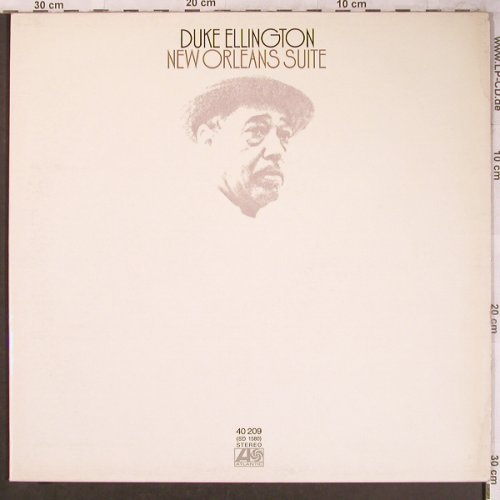 Ellington,Duke: New Orleans Suite,Foc, vg+/m-, Atlantic(40 209), D, 1971 - LP - X4518 - 9,00 Euro