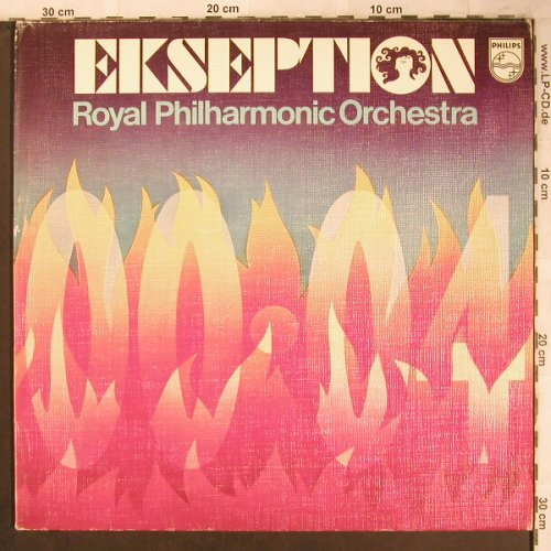 Ekseption 00.04: Royal Phil.Orchestra, Foc, Philips(6423 019), D,  - LP - X4706 - 6,00 Euro